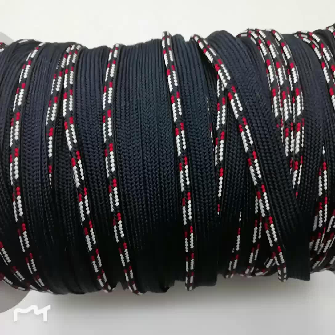 Beautiful fabric seam trim tape piping tape webbing for garment