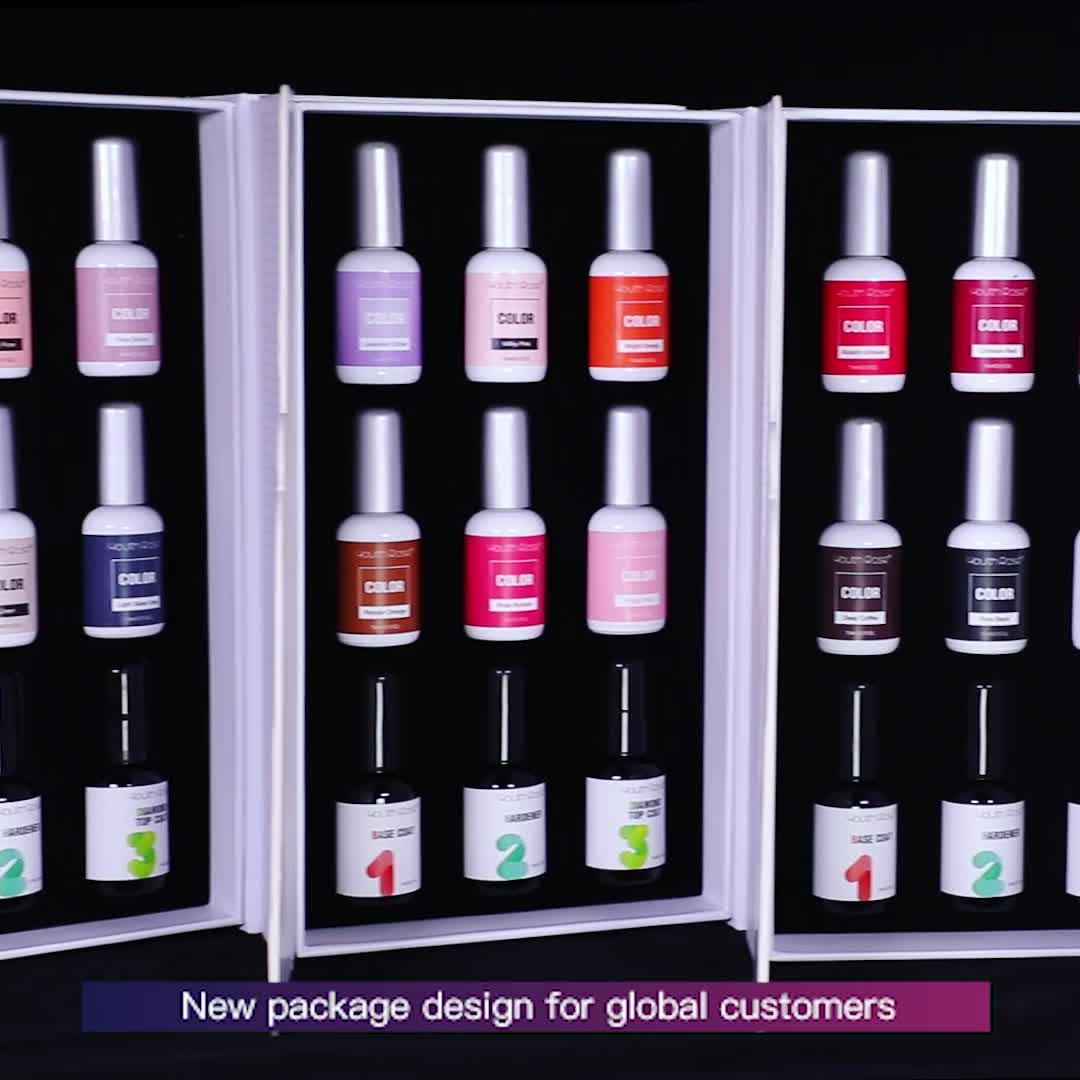 Jeugd Rose Groothandel Nagel Ontwerpen Kleur Kunst Schilderen Starter Kit UV Nagel Gel Polish Set