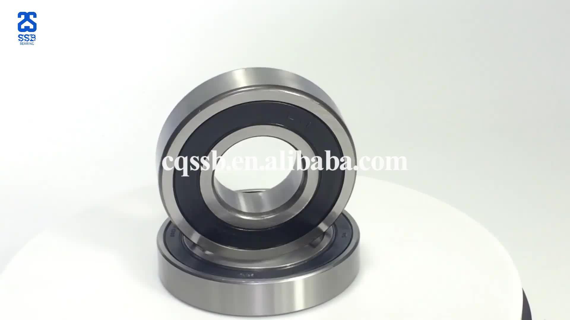 China Brand Miniature Bearing 605  Deep Groove Ball Bearing