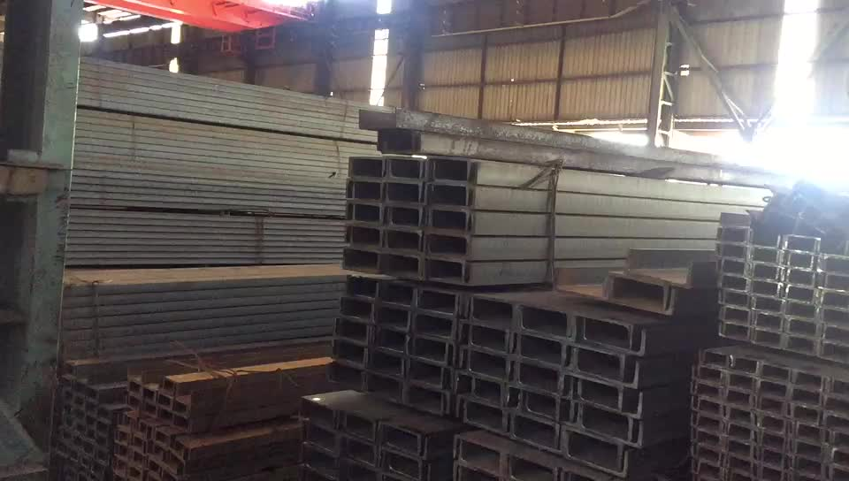 Gb Jis Grade Upn/upe/pfc Standard Steel U Channel Beam - Buy Channel C  Steel,C Channel Steel Bar For Structure,Building Structure Material Of C