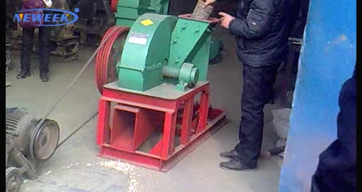 NEWEEK 500kg/h paper producing wool mill wood shaving machine for animal bedding