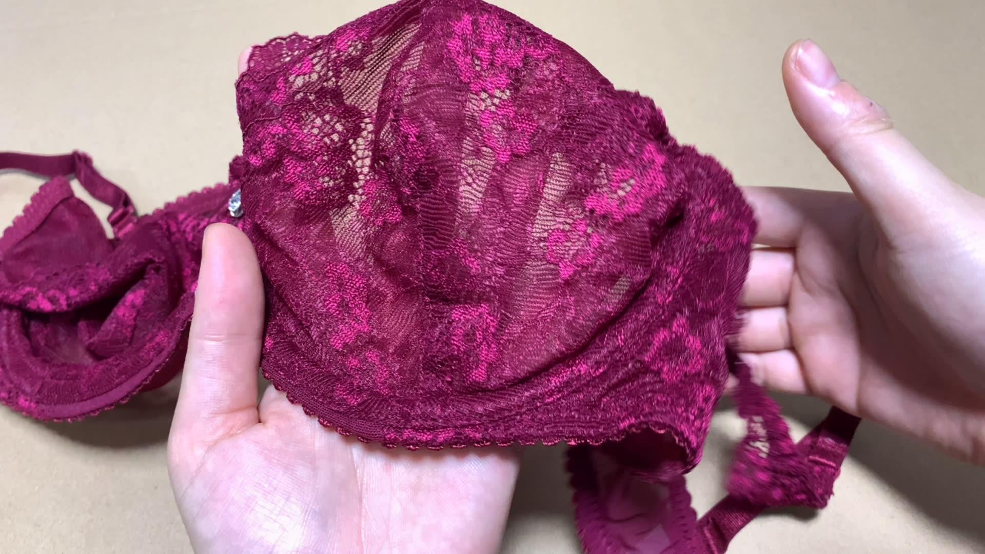 Design Bra Set Ladies Sexy Net Bra Sets New Bra Panty