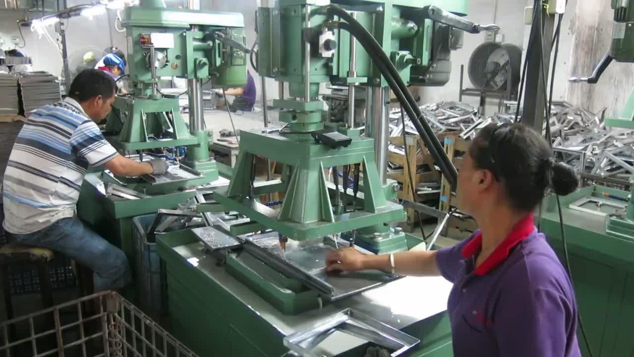20 Year Manufacturer Aluminum Profile Hole Making Machine Drill Machine Boring Machine