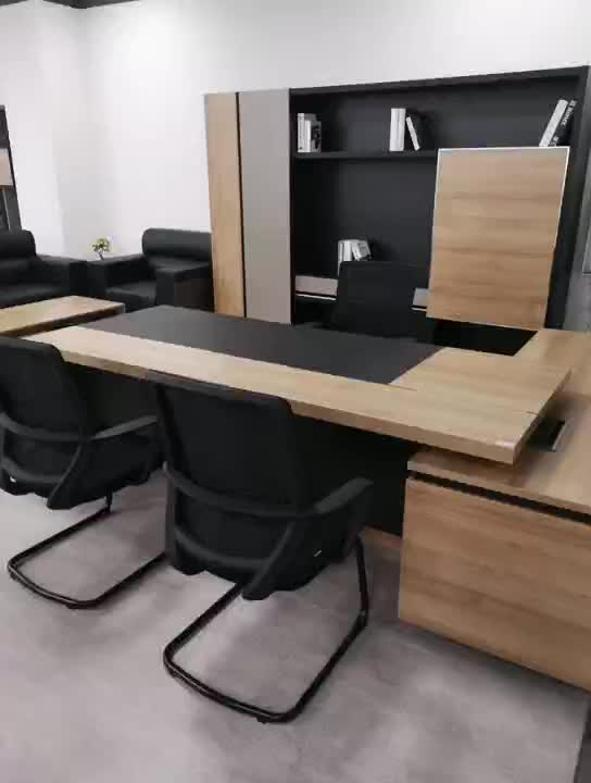 High quality office furniture executive table office desk modern office furniture for Boss/CEO