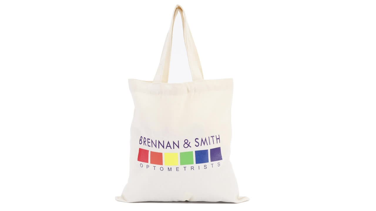 promotional custom cotton bags with logo
