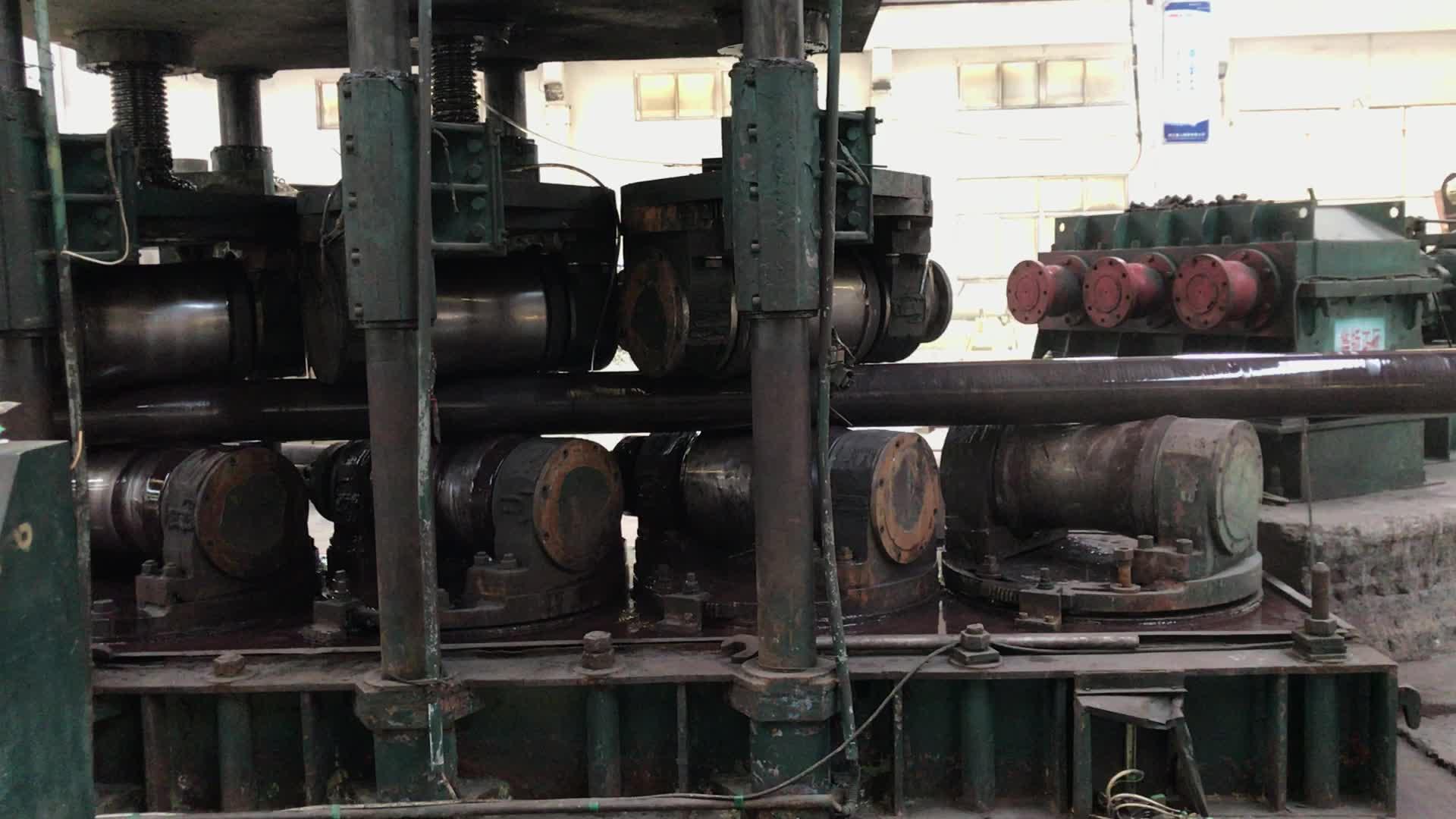 TORICH ASTMA106 GrB Q235 Q345  Seamless Carbon Tube For High Pressure Boilers