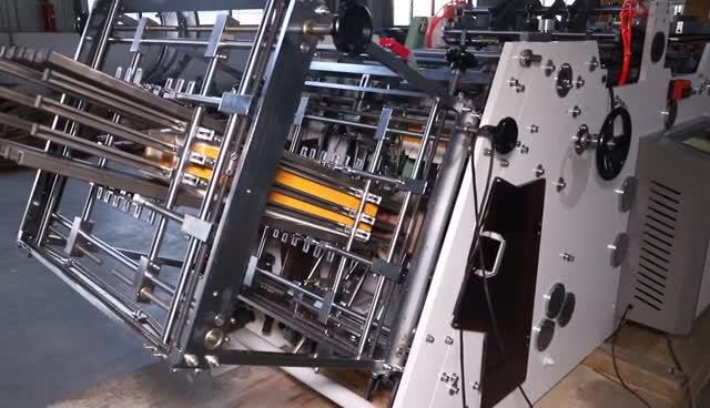 DAKIOU HBJ-D800/1200 Wenzhou Otomatik Küçük Kağıt Buz Kahve Fincanı BASKI MAKİNESİ kağıt bardak yapma makinesi