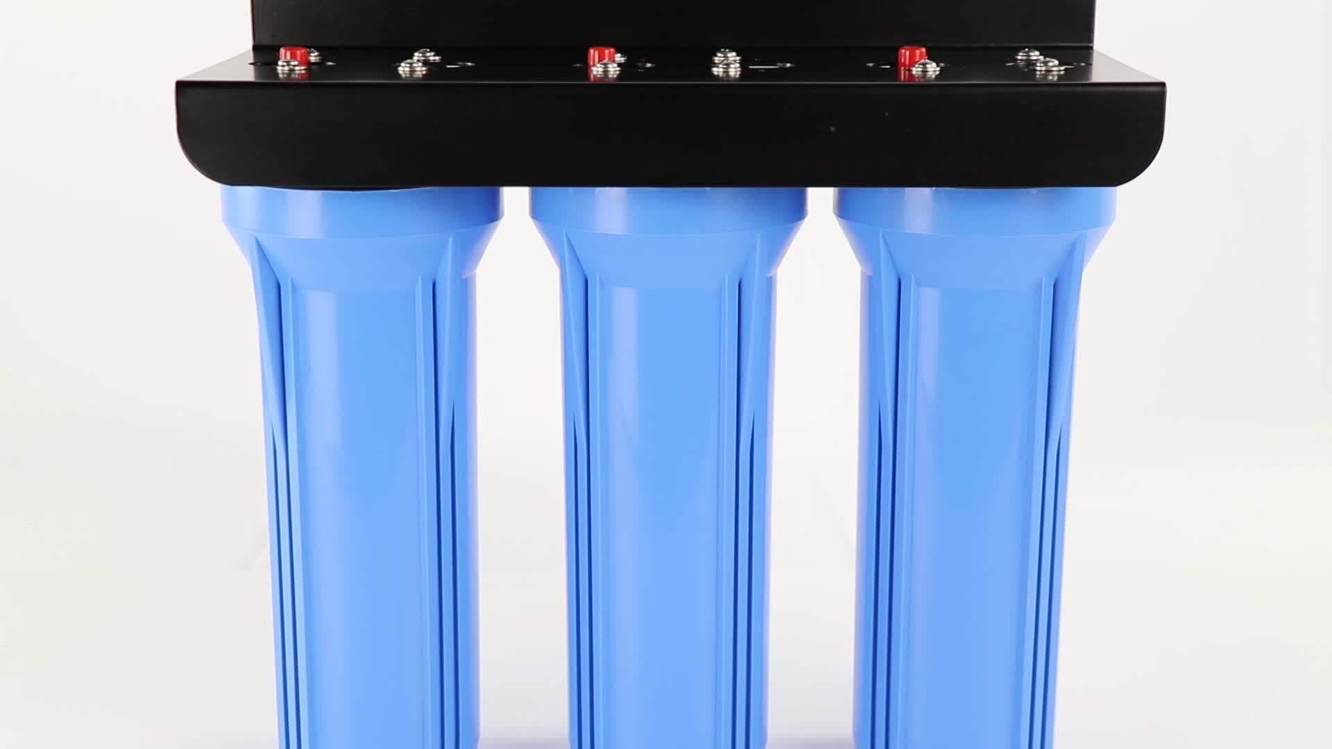 Whole Home Water Filtration System Water Purifiers