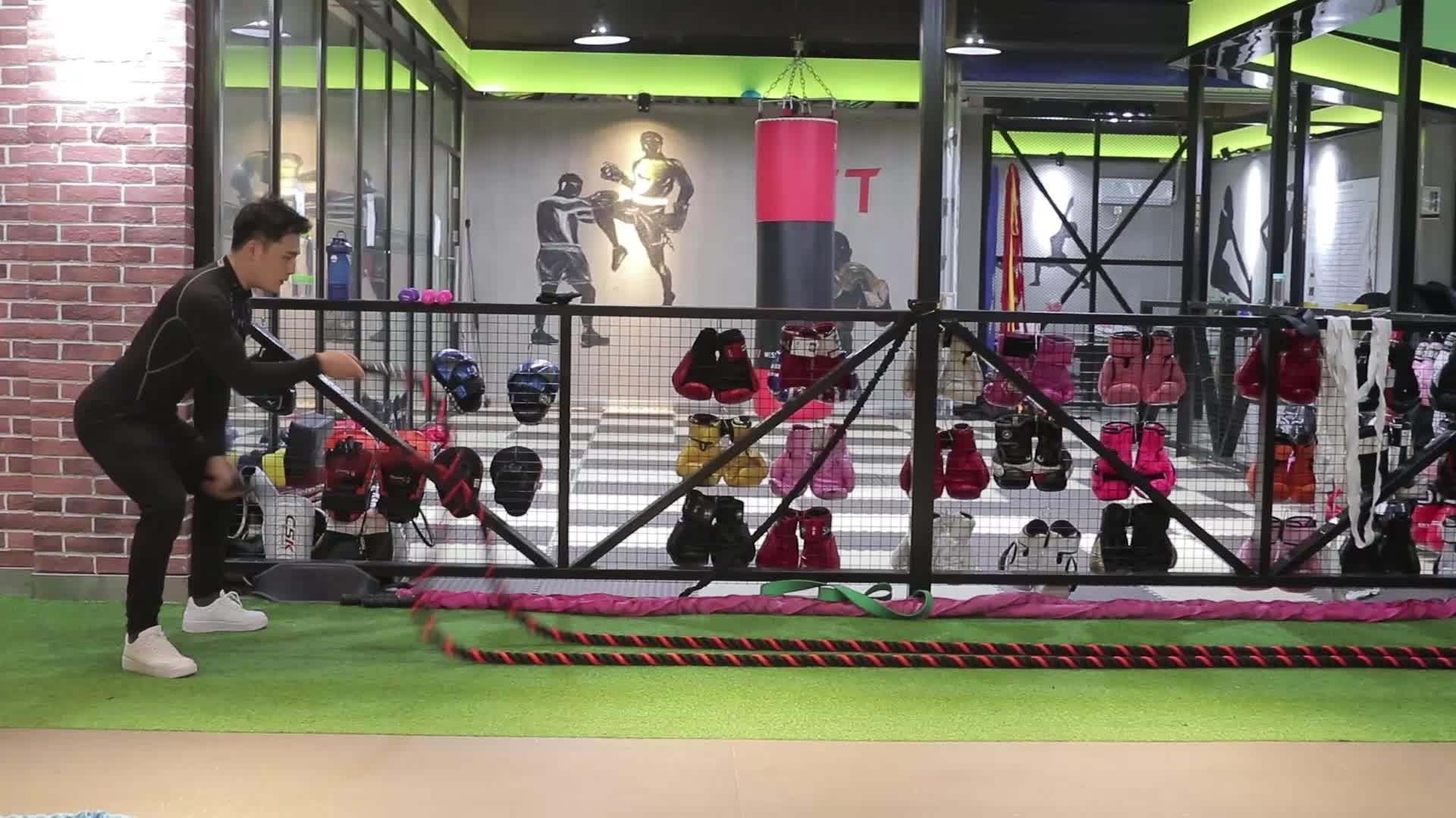 2 inch 50 Feet Strength Training Battle Rope 15meter