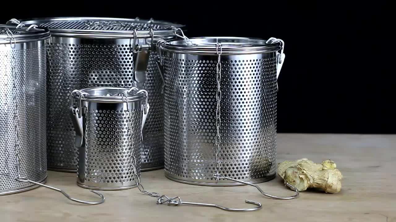 Sıcak mutfak baharat Pot malzemeleri şişe şişe çeşni kavanoz paslanmaz çelik baharat seti