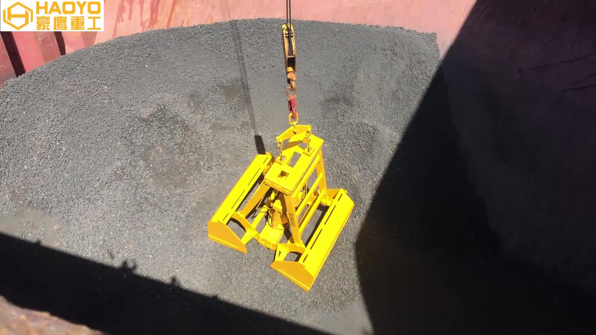 12cbm Hydraulische Radio Afstandsbediening Vessel Grab