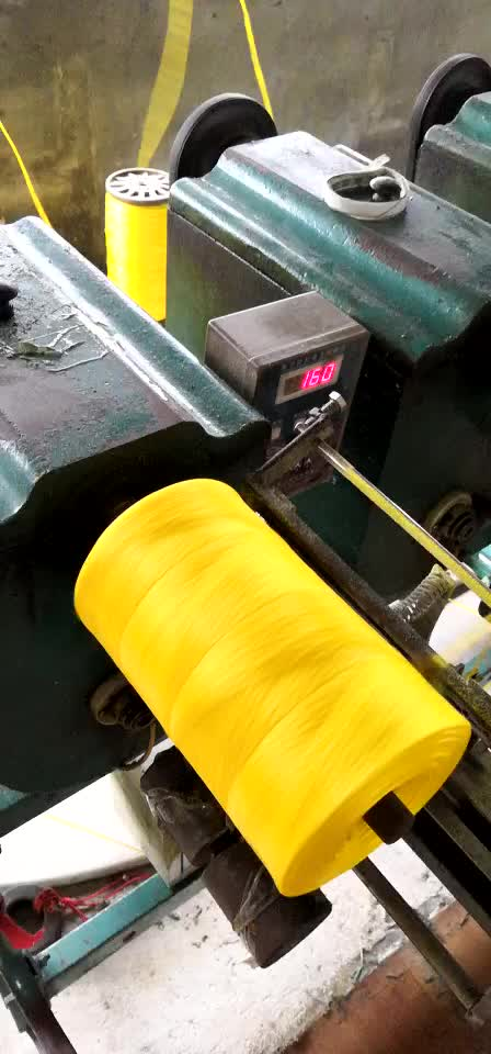 Hot sale pp baler twine different colours with spools