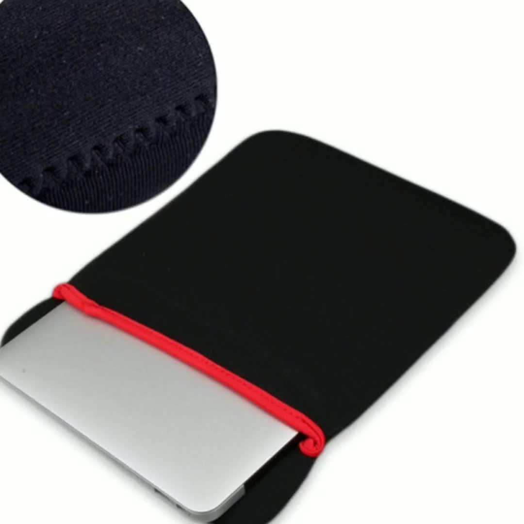 Простой мягкий пользовательский неопрен рукав сумка чехол для планшеты ноутбука тетрадь