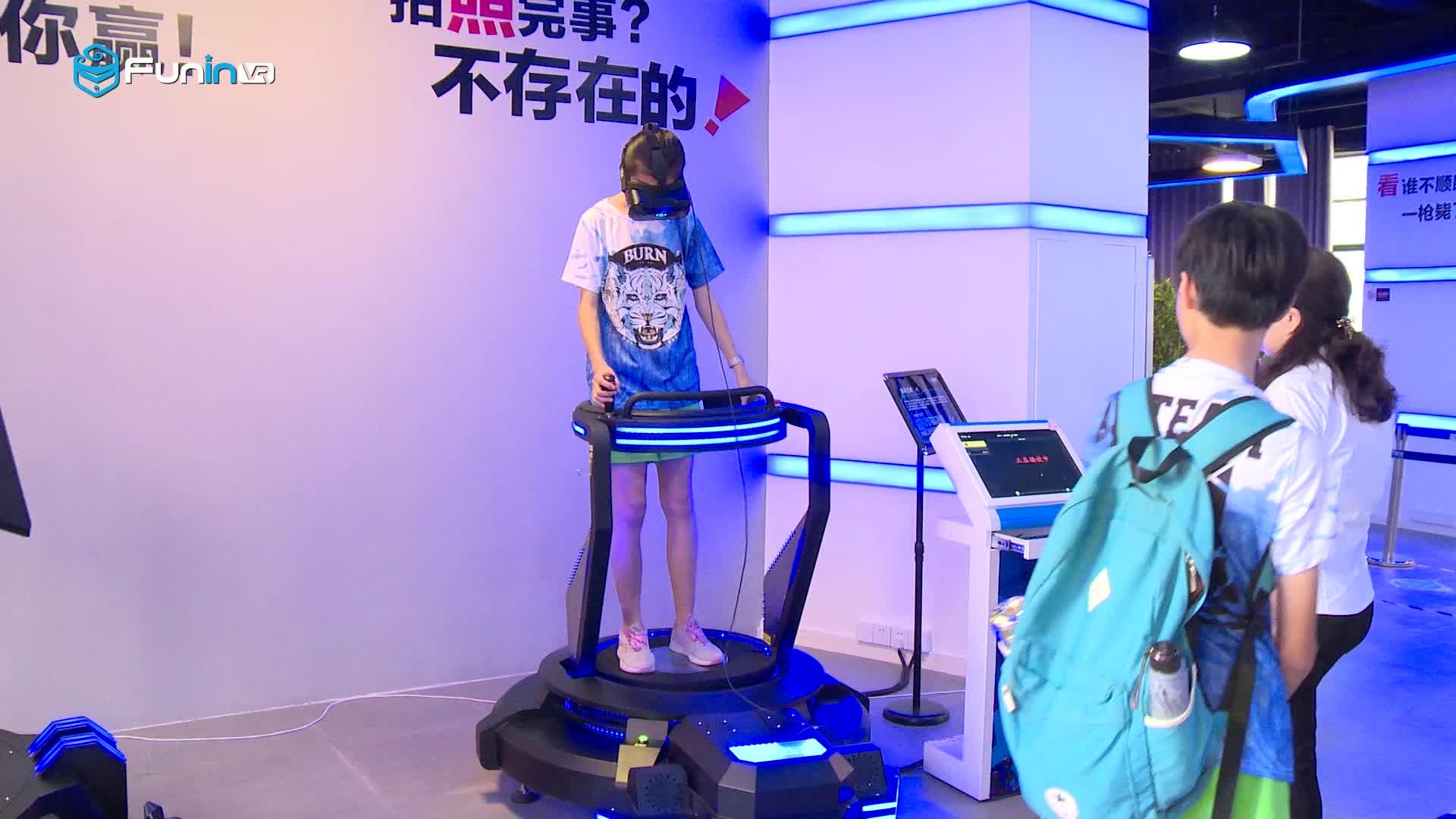 2019 напрямую с фабрики питания виртуальной реальности Аркада машина Вибрационный VR симулятор