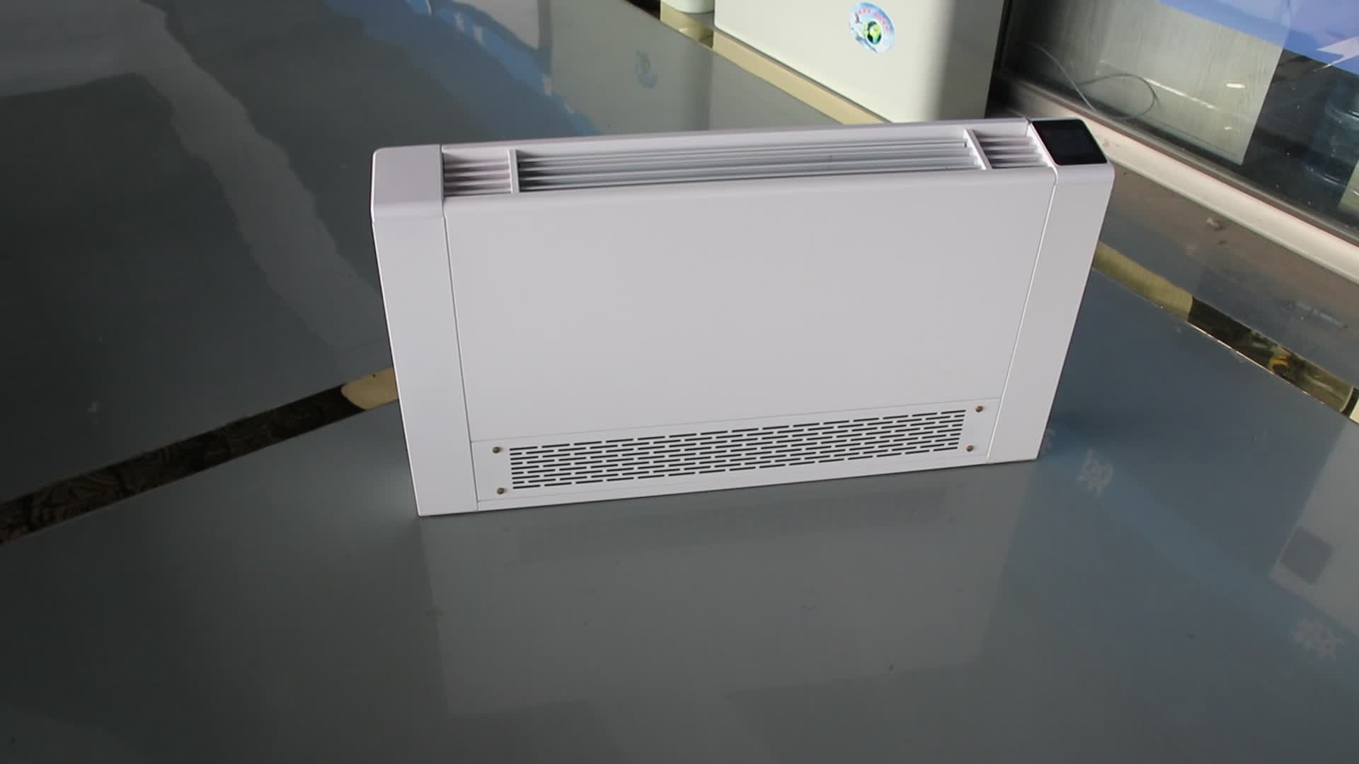 Horizontal Surface Mounted Heating And Air Conditioning