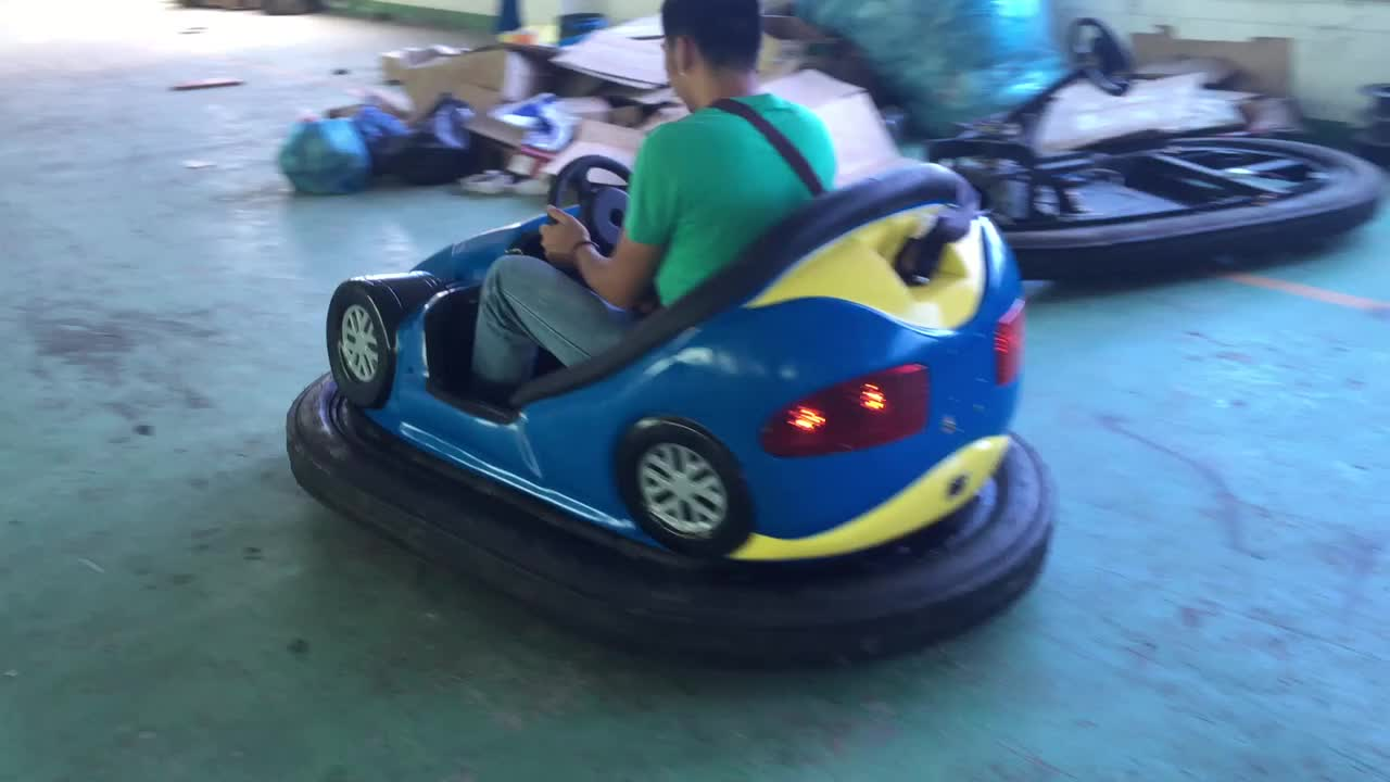 bumper car ride for indoor kiddie bumper cars for kidson sale