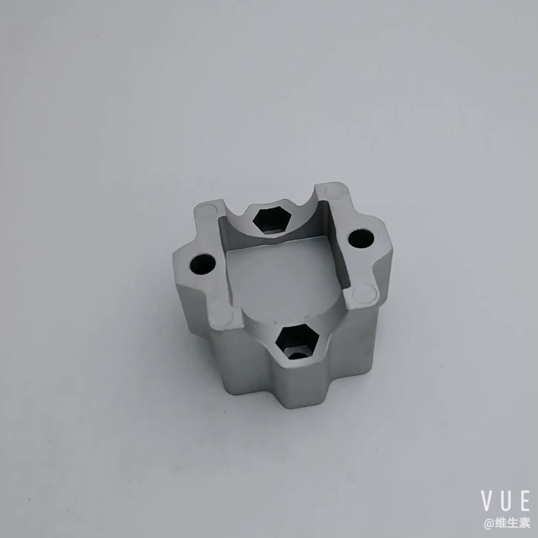 China professionele aluminium spuitgieten en cnc-bewerkingscentrum bedrijf