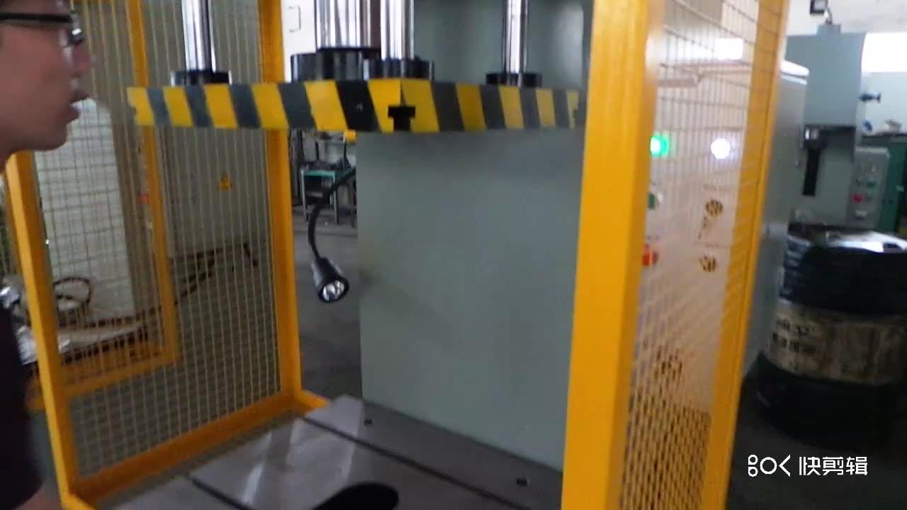 Y41B serie 40 ton mini singolo-colonna pressa idraulica macchina per la pressatura di potere e di prodotti di plastica