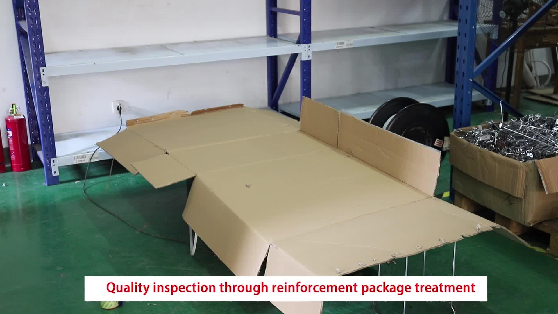 Custom 5 Layer Blue Rvs Pallet Rack Garage Rekken Metalen Rekken Opbergrek
