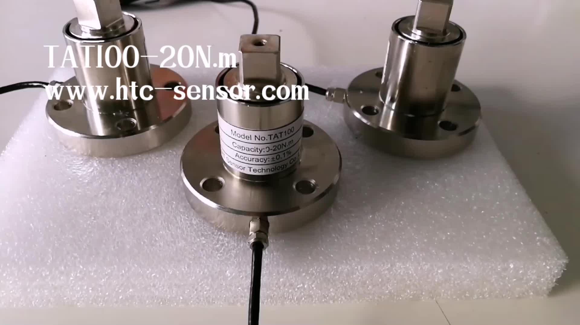 Estática sensor de par 50N m 100N m con precio bajo