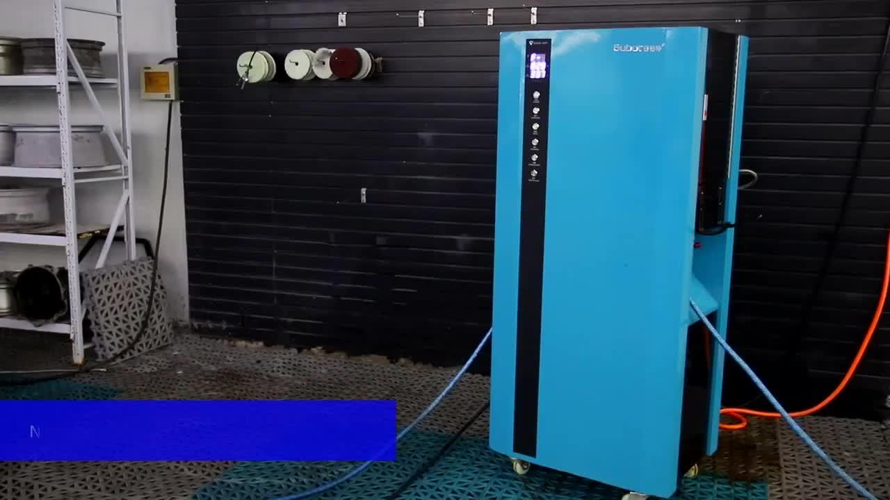 Stoom Car Wash Machine Automatische Carwash Voor Auto Detaillering Winkels