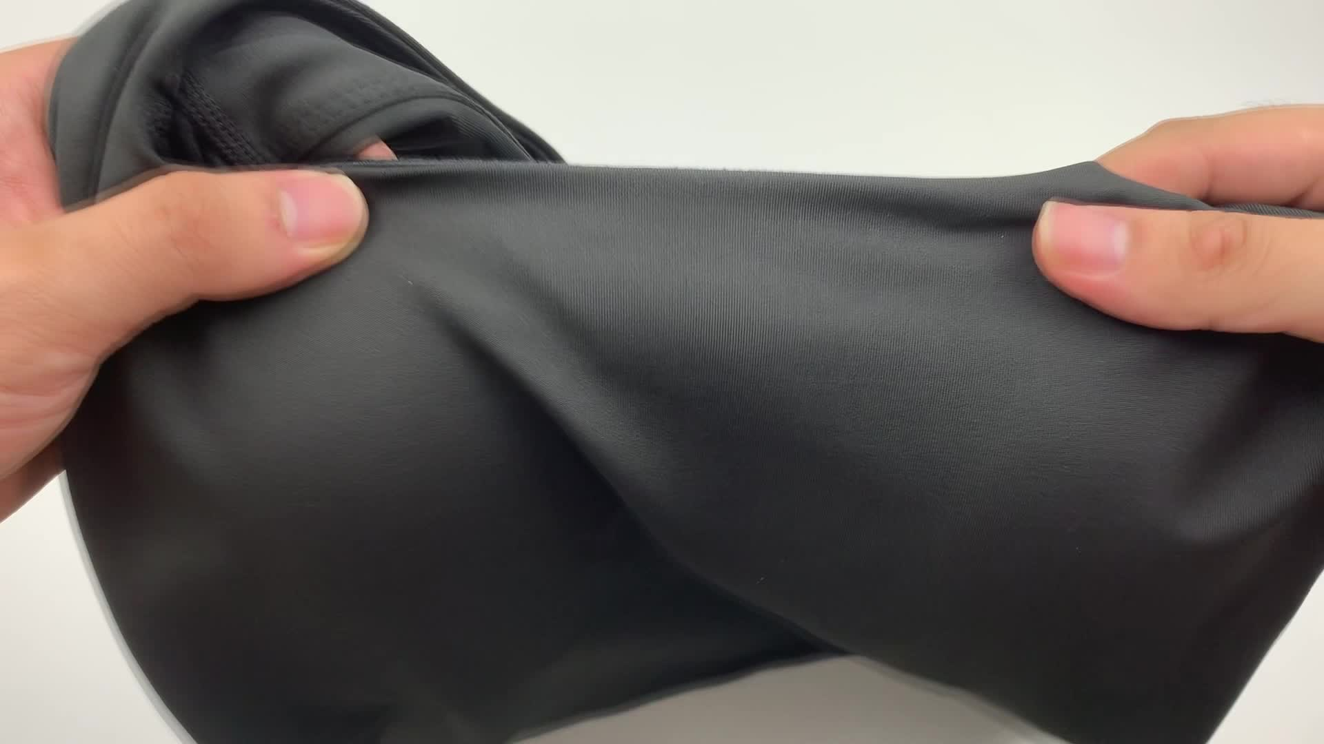Commercio all'ingrosso delle donne sexy back usura di ginnastica in bianco personalizzato pianura superiore di carro armato delle donne