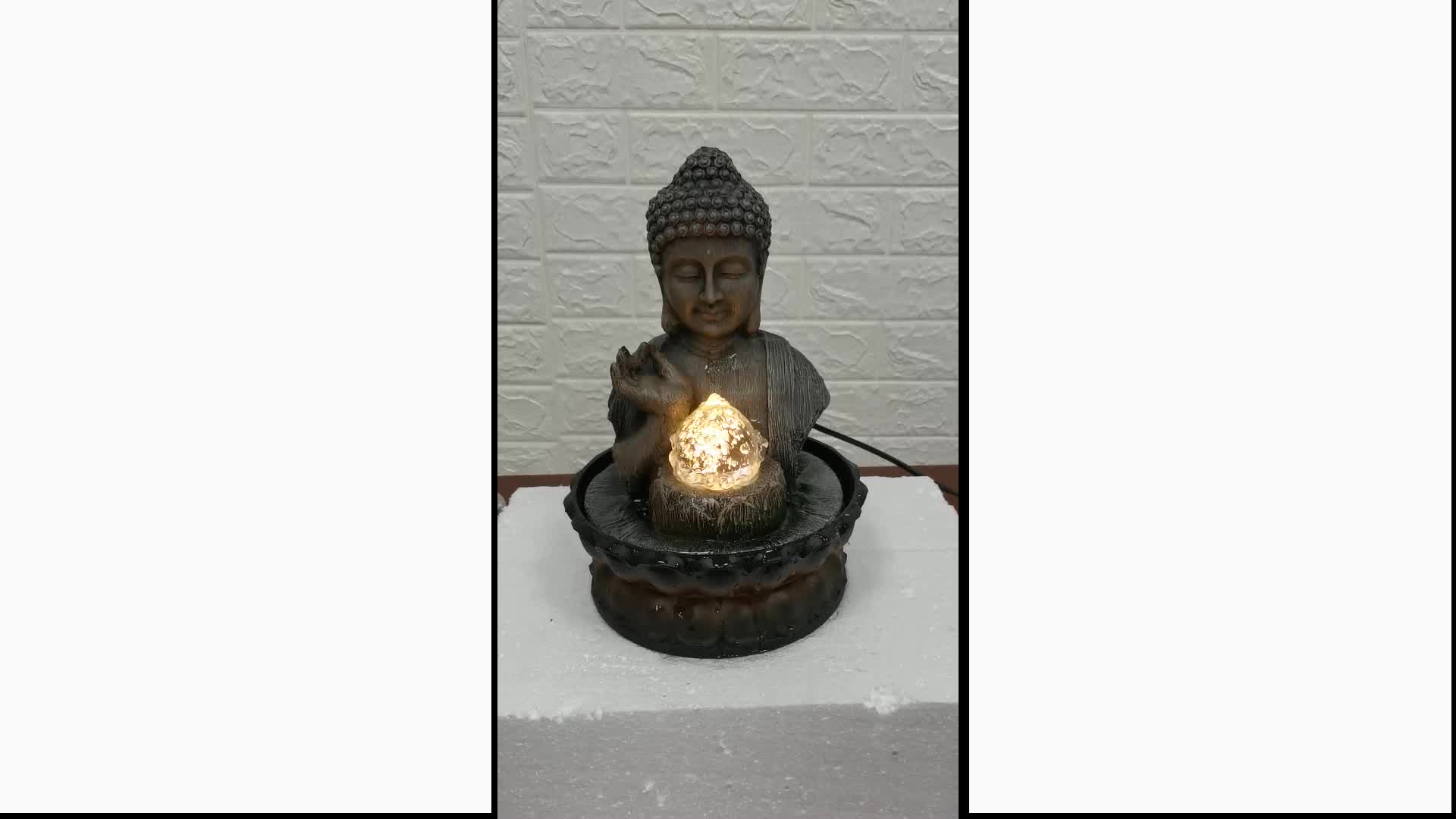 2019 Best selling resin ganesh water fountain with good quality