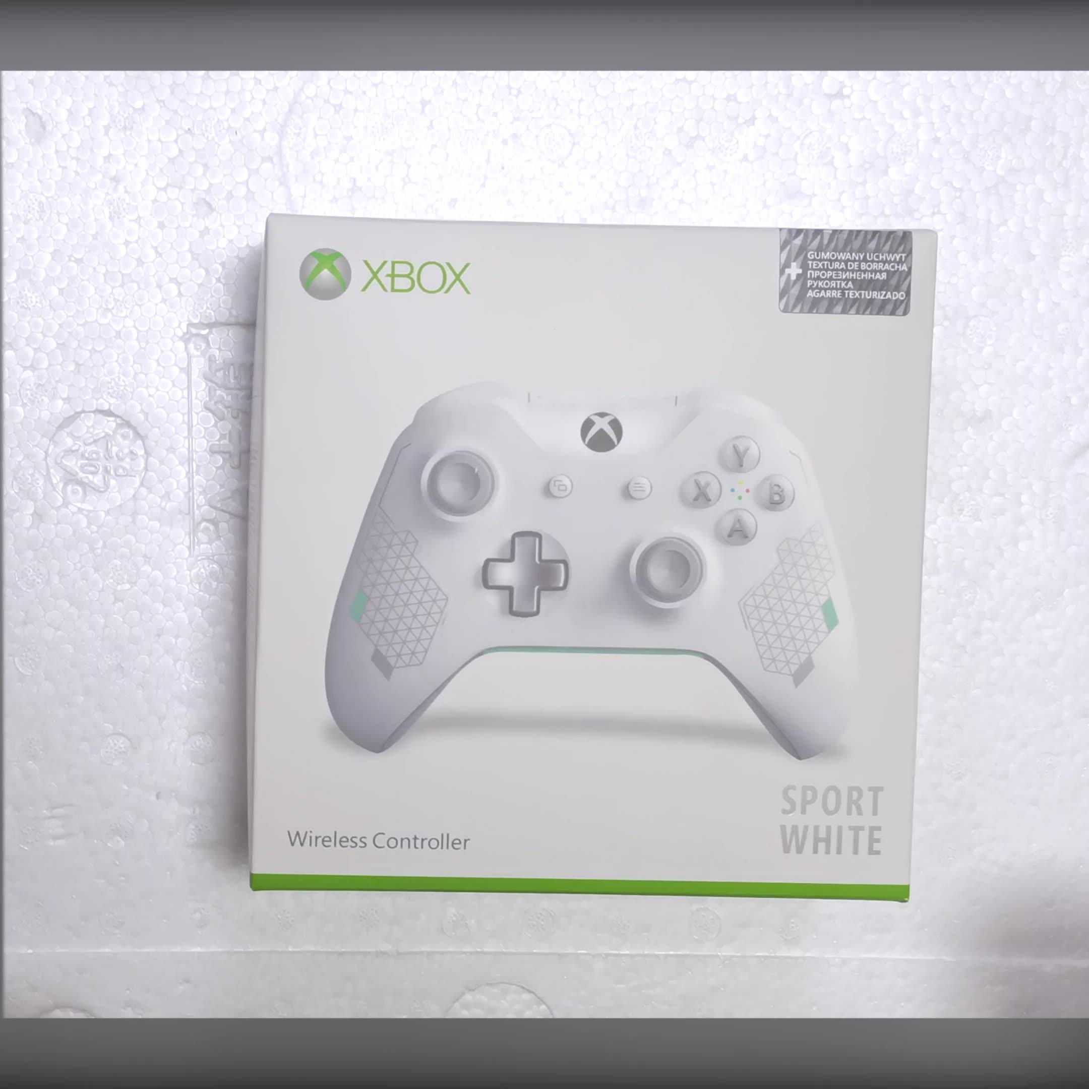 Engrenagens 5 Rainbow Brand New Original Substituição Gamepad Controlador Sem Fio Para MS Xbox Um Console