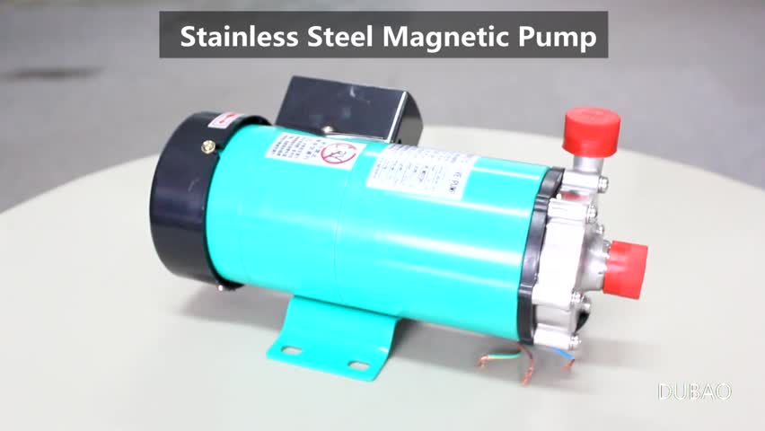 Stainless steel magnetic pump food grade beer pump brewing pump