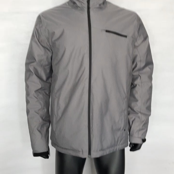 Men's casual Jacket, Sports Jacket,Made of Polyester Material, Outdoor, OEM/ODM Orders Accepted