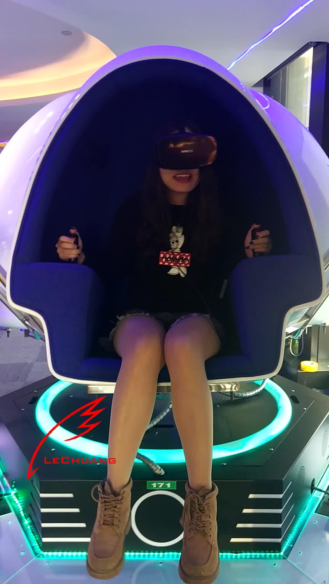 Ei Virtual Reality VR 5D 7D 9D 12D Cinema 9D Movie System vr Simulator Game Machine 9D ei VR Cinema simulator