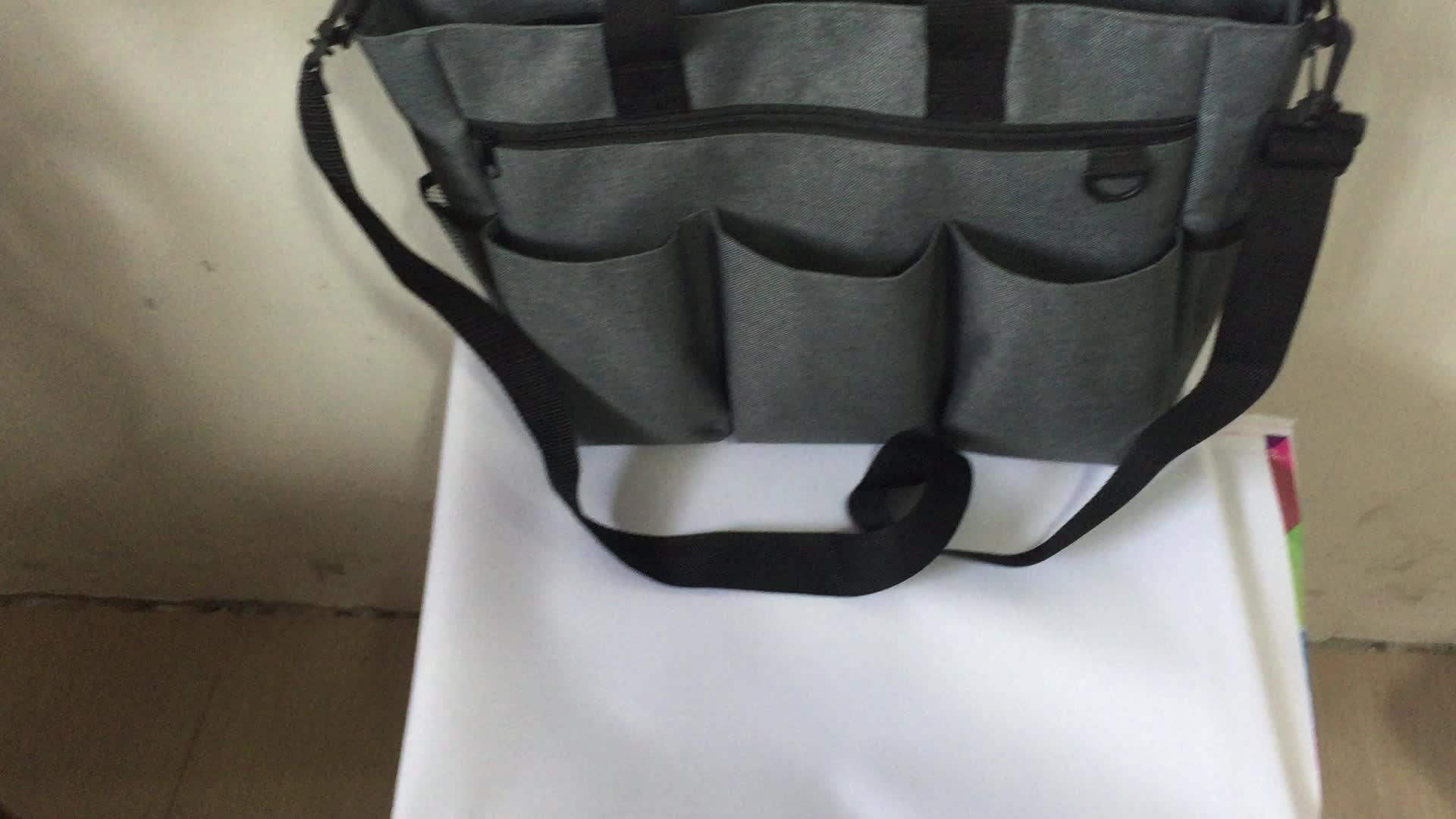 Funky Factory Supply New Pattern 2019 Reusable Designer Diaper Bag