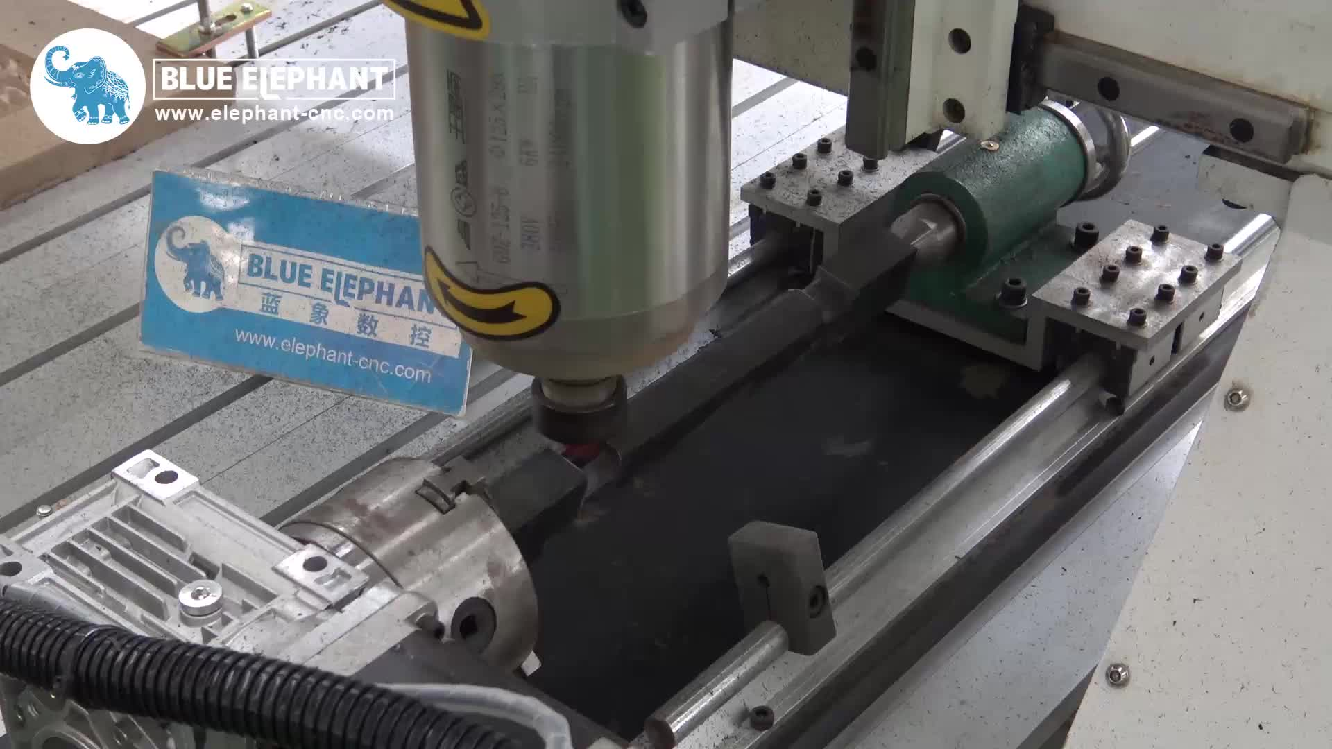 New Design Woodworking 1325 4 Axis Rotary Cnc Router Wood Carving Machine for Sale