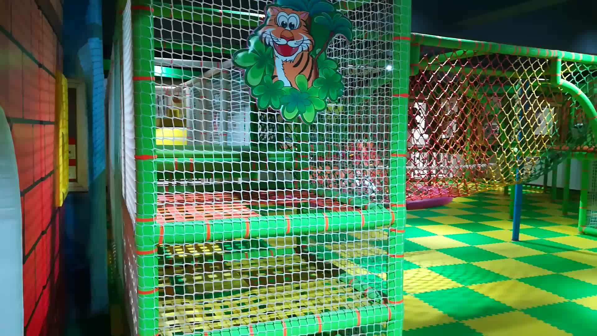 Kids plastic LLDPE Indoor Speeltuin, kinderen voorschoolse zachte spelen speelgoed, indoor speeltoestellen te koop