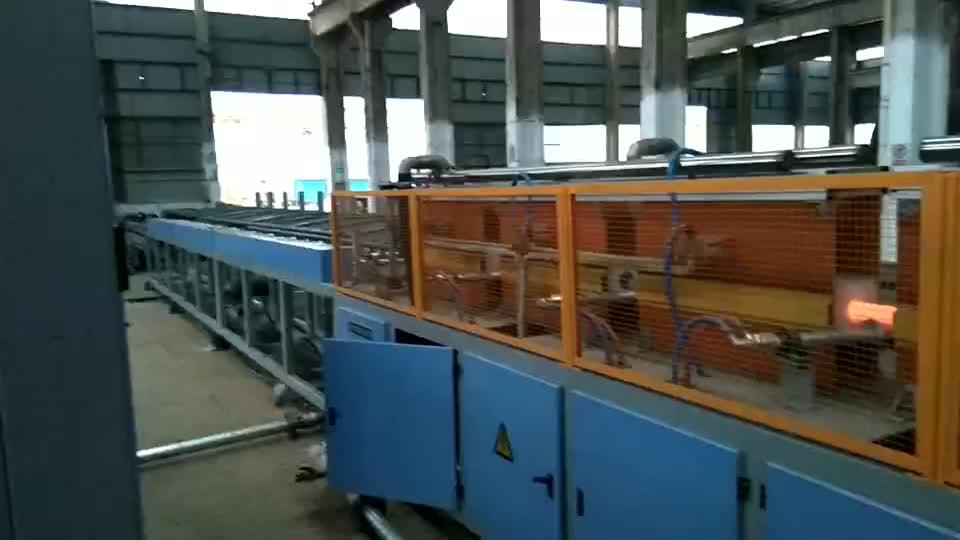 long shaft heat treatment  induction quenching furnace