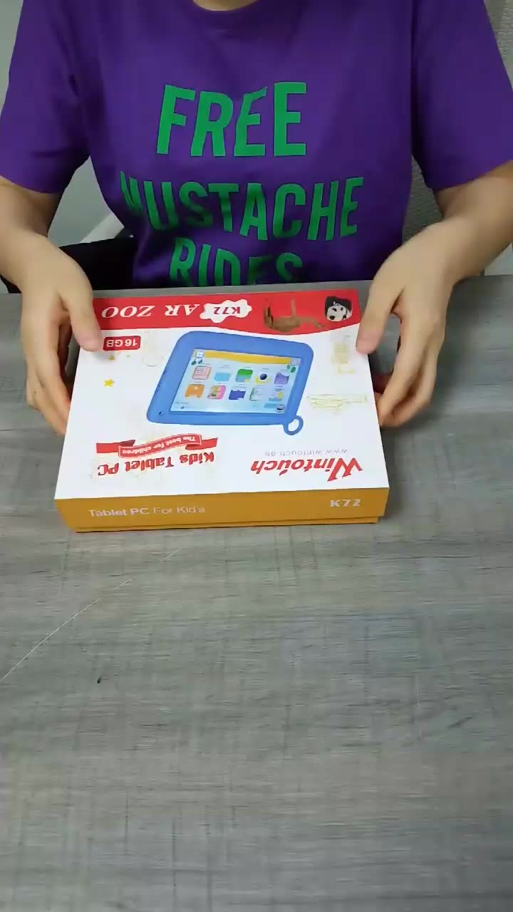 Wintouch Cheap Price Tab Pc OEM Kids Gaming Educational Android Tablet Pc