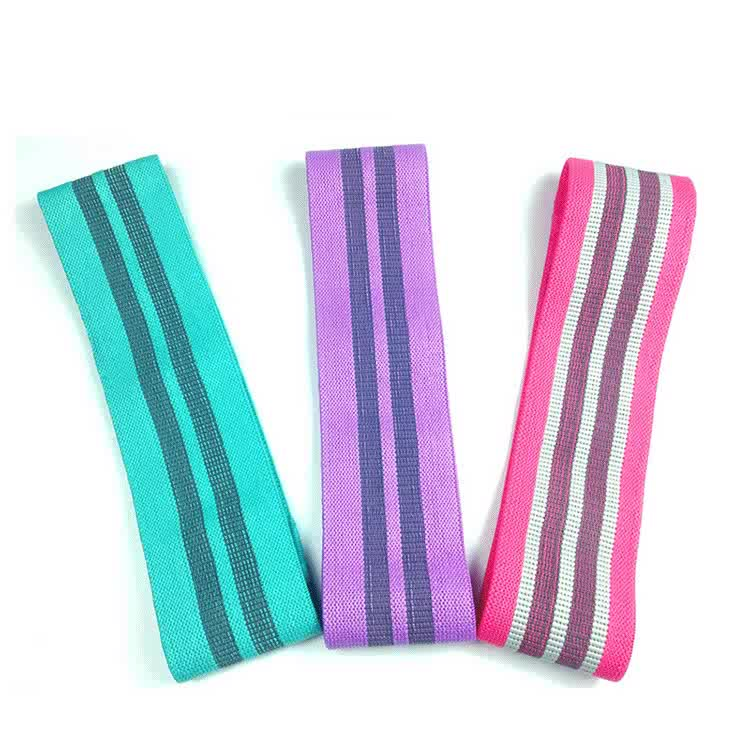 Elastic Tension Resistance Strong Durable Pull Up Resistance Band For Leg Training