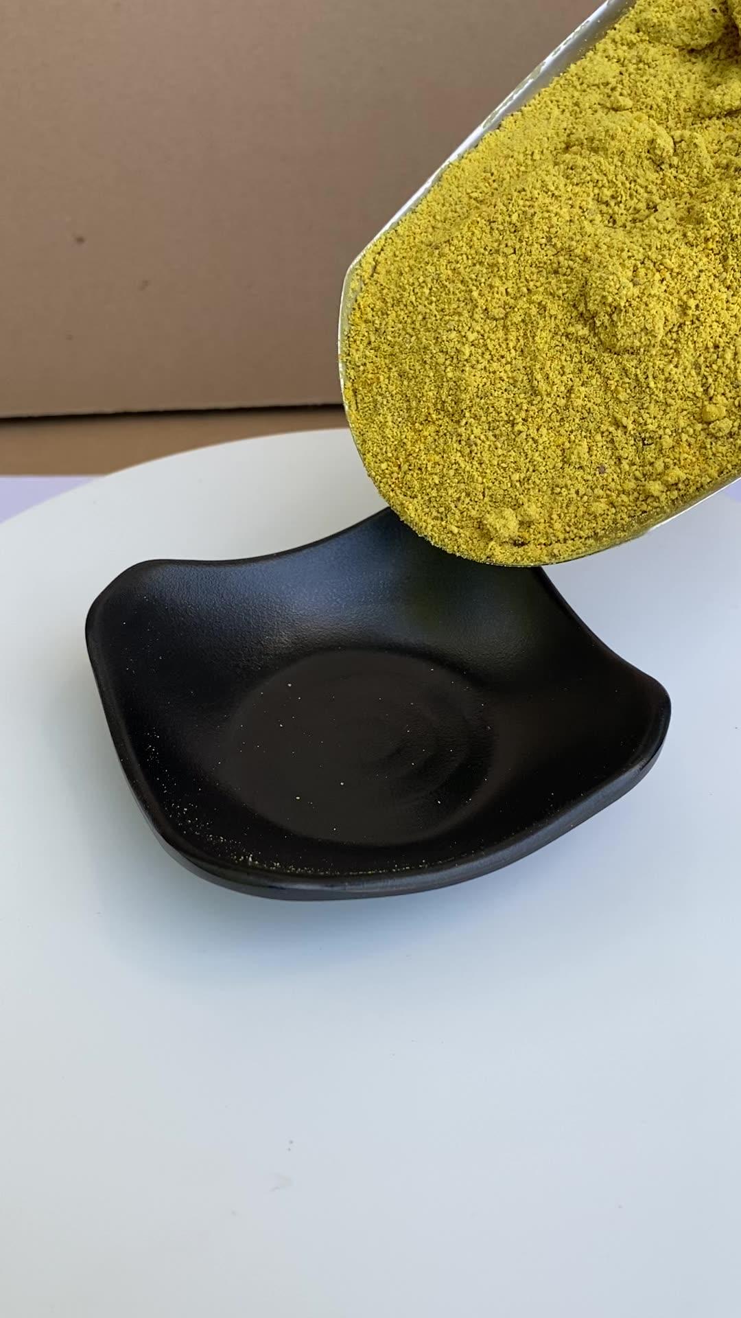 Yeni ürün ayçiçeği gıda sınıfı lotus karışık arı poleni