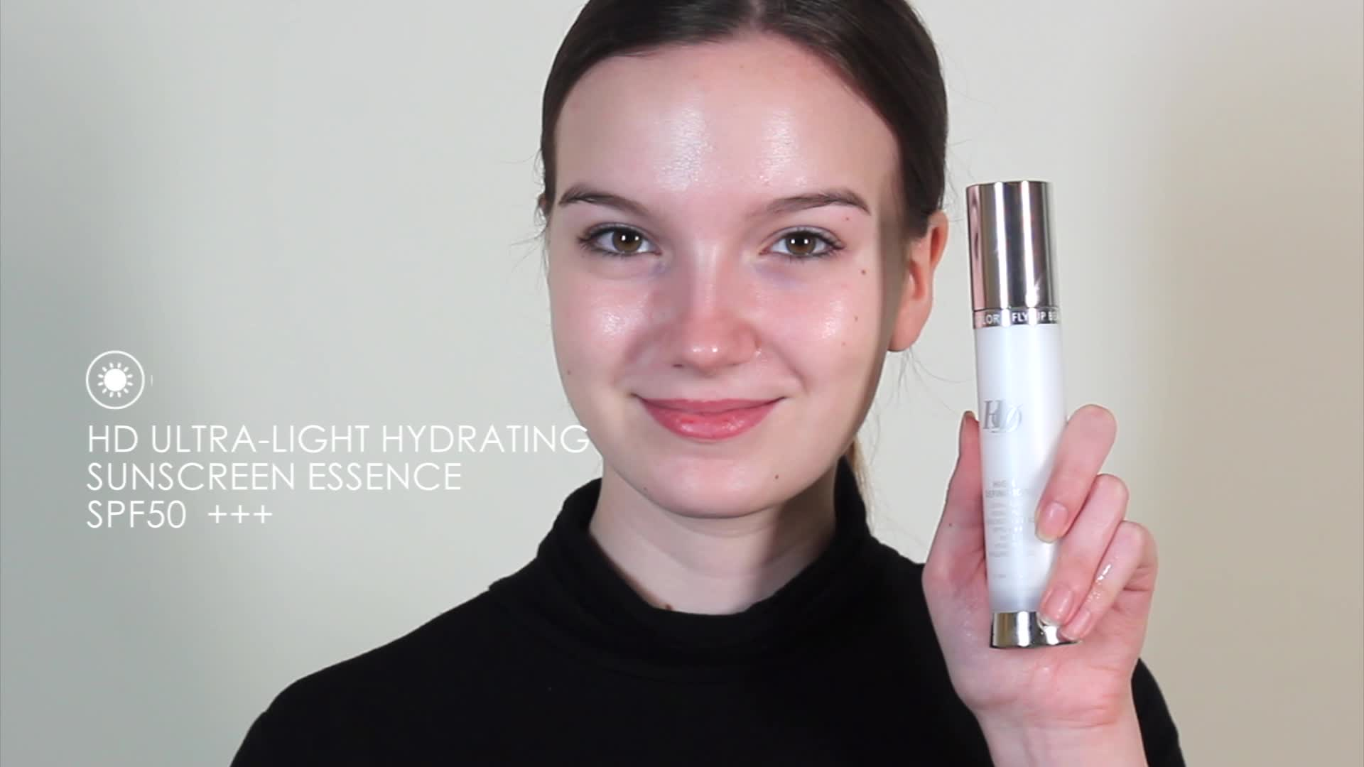 FLY UP cosmetics face sunscreen cream SPF50