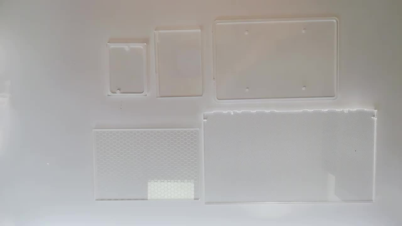 2*4M PMMA Light Guide Plate from 0.2-20mm Thickness For Led Panel Light