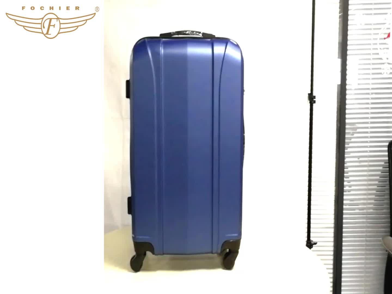 Ensemble de bagages de voyage 3 pièces de couleur Orange