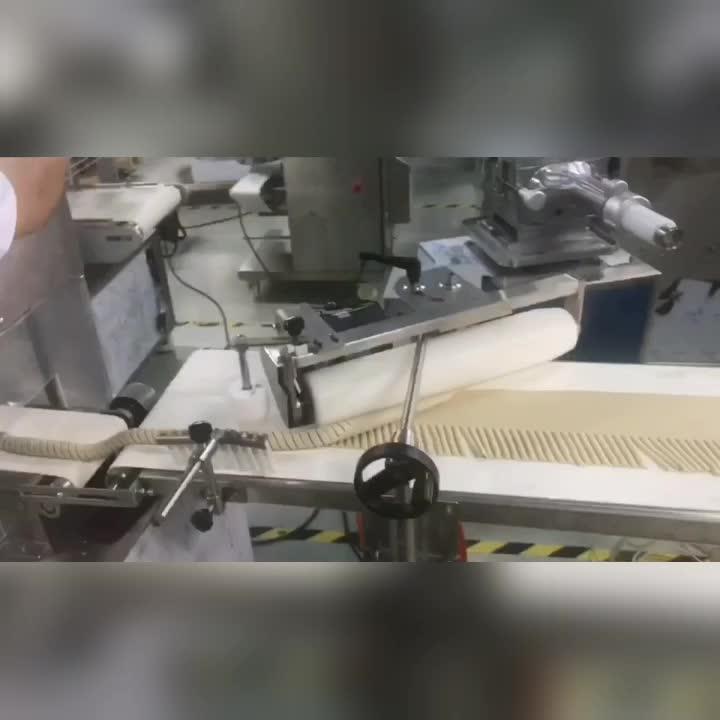대용량 자동 밀 빵 생산 라인