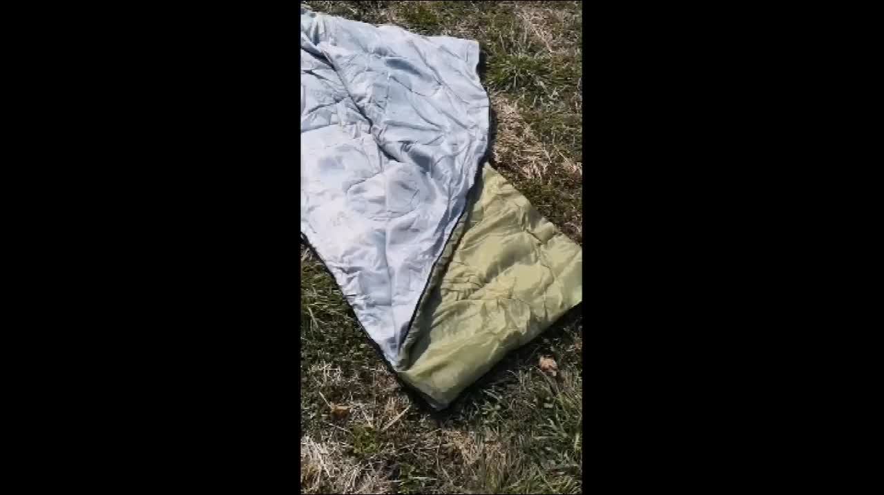 Wholesale Sleeping Bag Envelope Camping Outdoor  Sleeping Bag