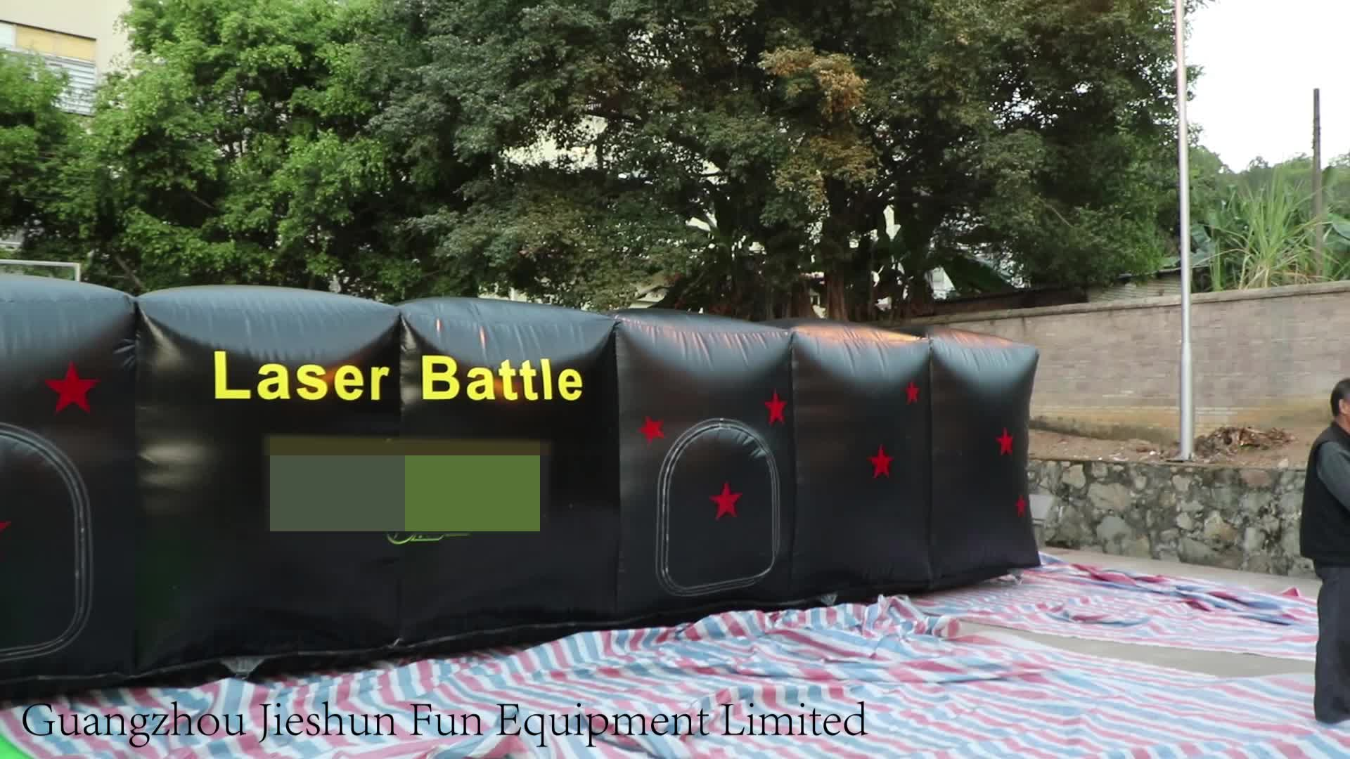 2020 hot sale giant PVC inflatable sport games challenging inflatable laser tag maze inflatable maze labyrinth maze for sale