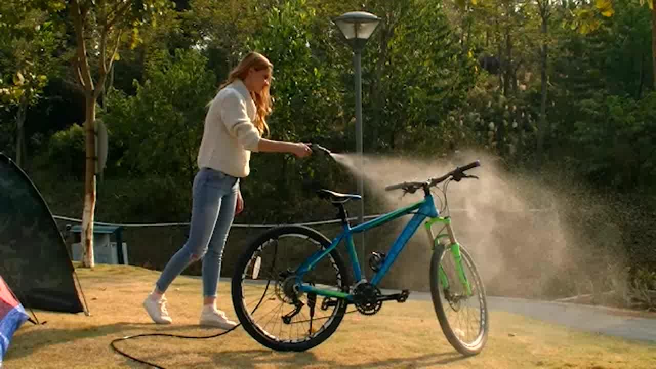 Mobile Multifunktions-Dampf-Autowaschmaschine Preis für Motorrad-Waschanlage