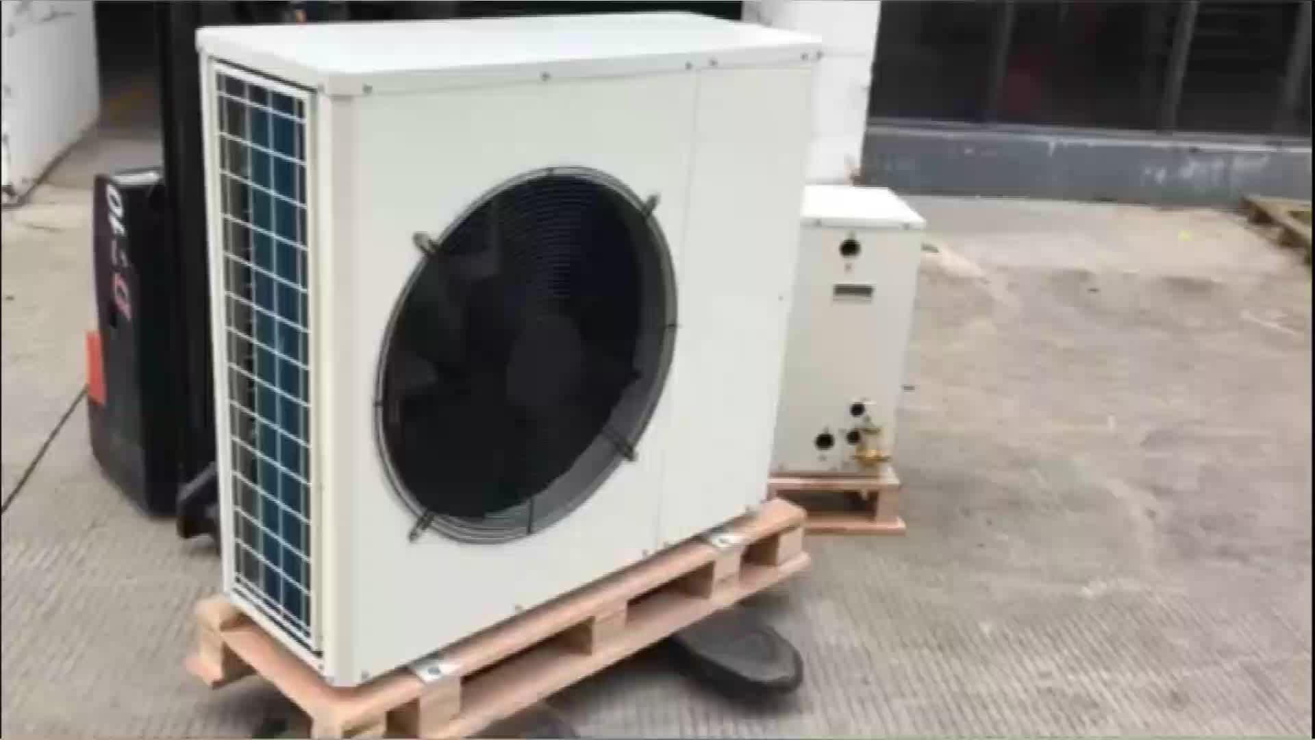 Yüksek Verim 48 v dc ısı pompası, 48 v dc vrf ısı pompası