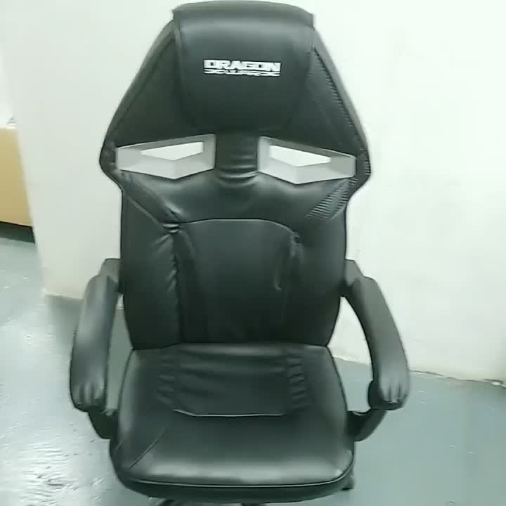 Brand Ergonomic design 5 star executive Chair gaming seat with back cushion