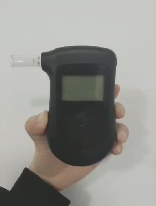 Blowing Wine Tester Alcohol Tester Breathalyzer Analyzer Mile High