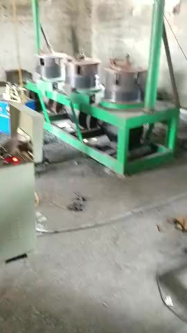 high quality copper wire drawing machine winding machine manufacturer