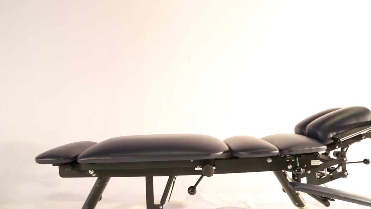 Sa-Chiro-Iron-260 Chiropractic Table physical therapy table treatment massage table